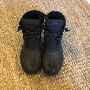 Sperry Ankle Rain Boot